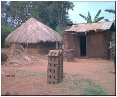 kitchen hut