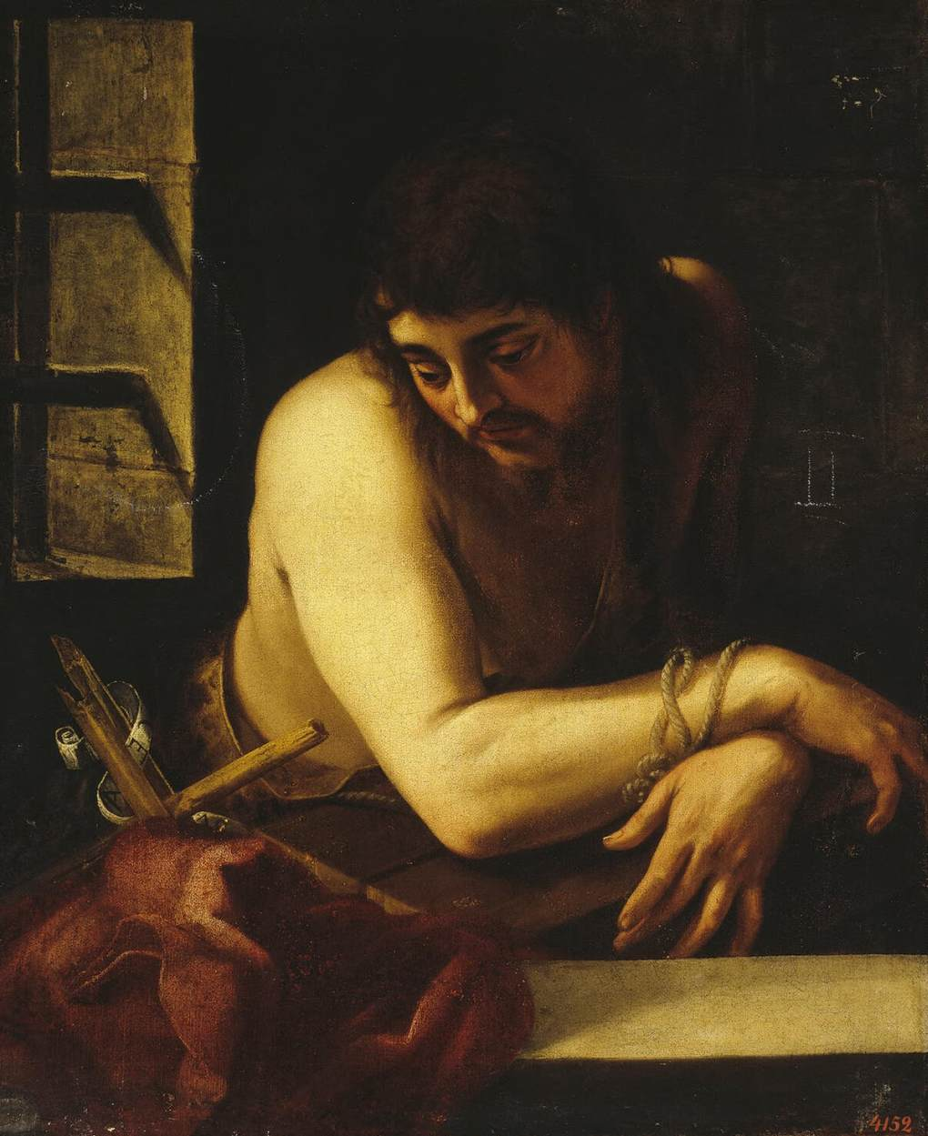 A3 - Logroño St John the Baptist in the Prison 1565-70