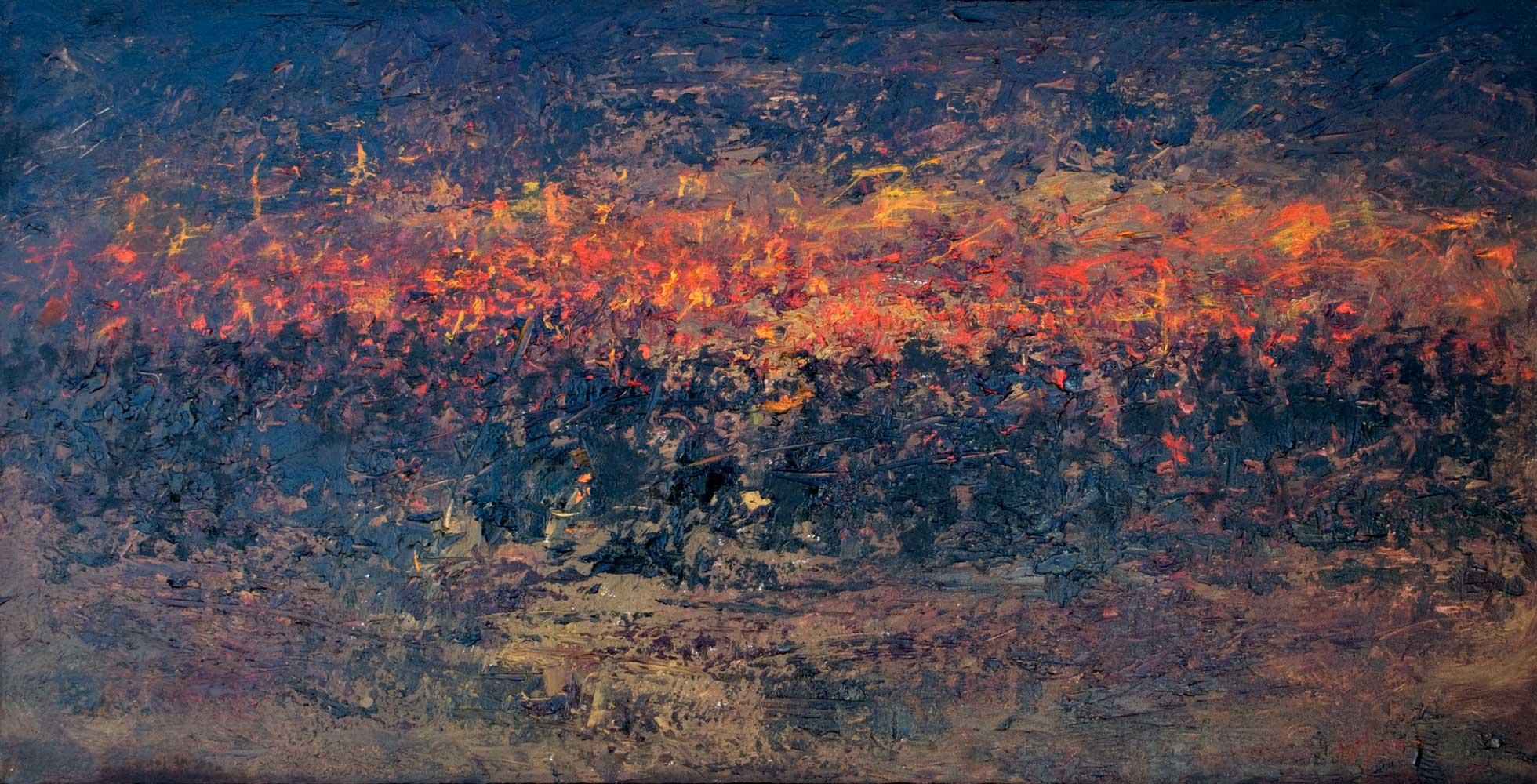 Pentecost by Hyatt Moore