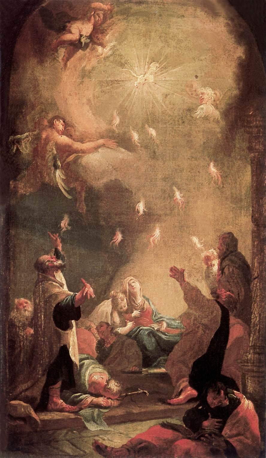 Pentecost-szentlel