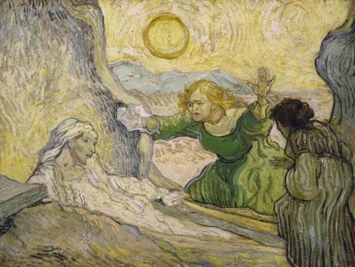 T16 - Vincent van Gogh Lazarus 1890(2)