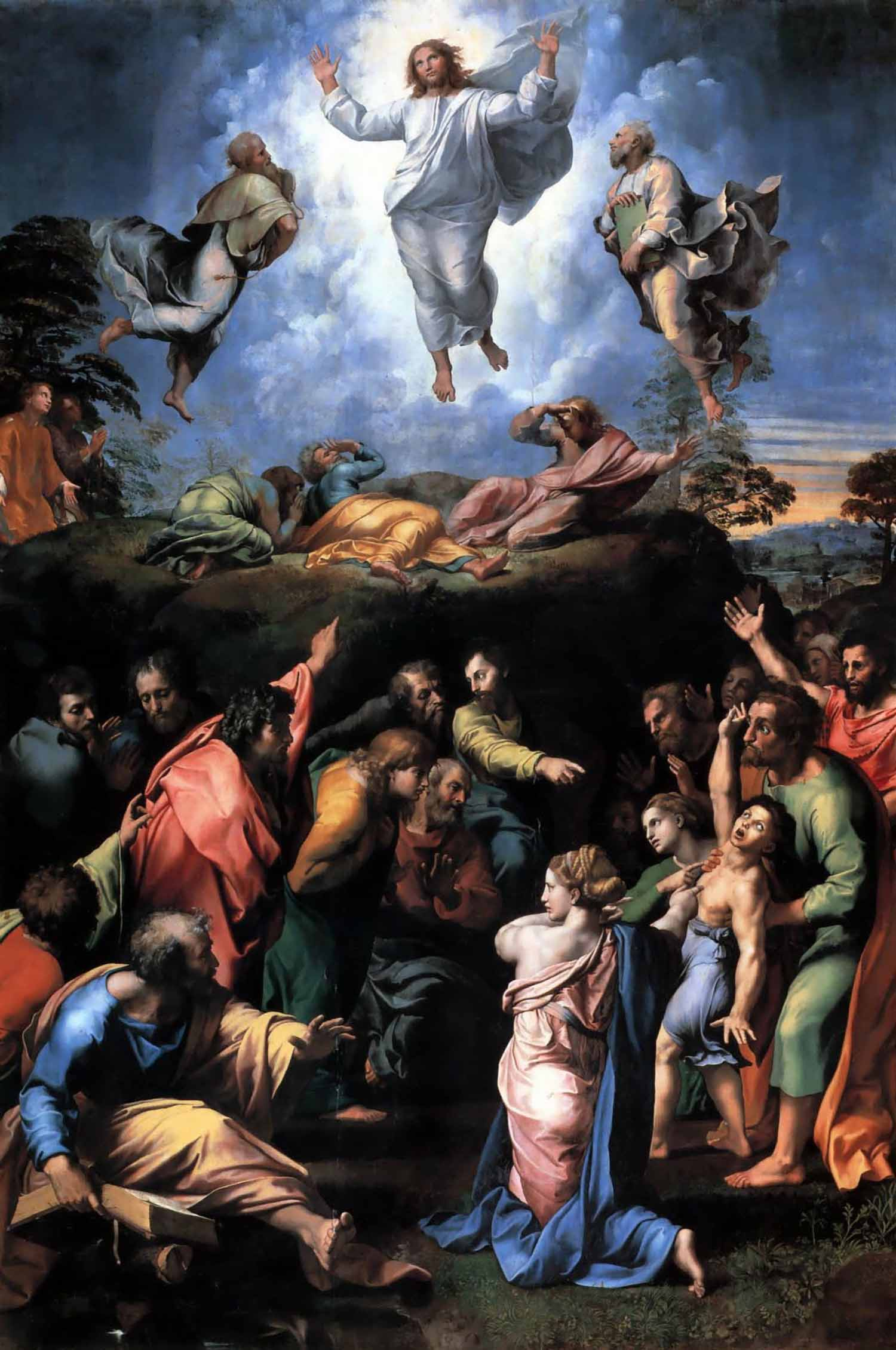 Transfiguration, Raphael